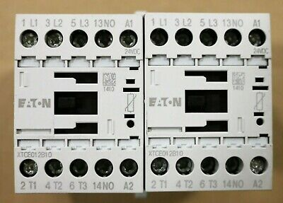 XTCE012B10A——-110-120V BRAND NEW   EATON CUTLER HAMMER