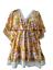縮圖 2 - Indian Cotton Boho Caftan Bikini Cover Dress Kaftan Beach Wear Poncho Short Maxi