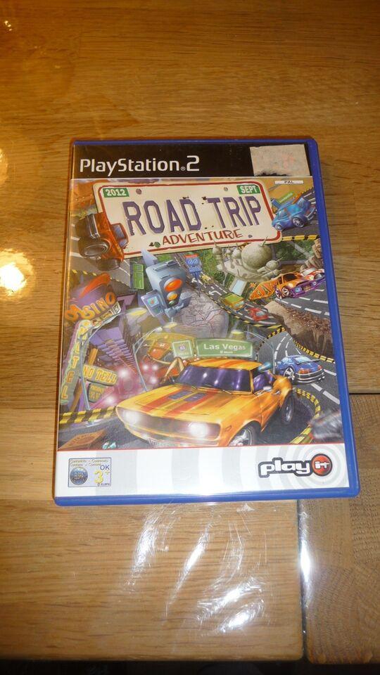 Road Trip Adventure, PS2, racing