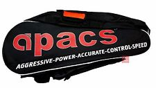 Apacs Starter Triple Badminton Racket Bag