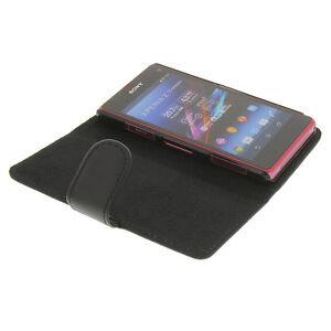BOLSA-para-Sony-Xperia-Z1-Compact-Book-Style