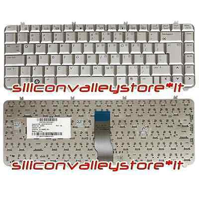 Tastiera USA 9J.N8682.J0U Silver HP Pavilion DV5-1130EJ, DV5-1130EK, DV5-1130EN