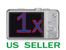 1x Clear LCD Screen Protector Guard Film For Panasonic Lumix DMC-ZS20 Camera