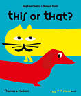 This or That? by Delphine Chedru, Bernard Duisit (Hardback, 2016)