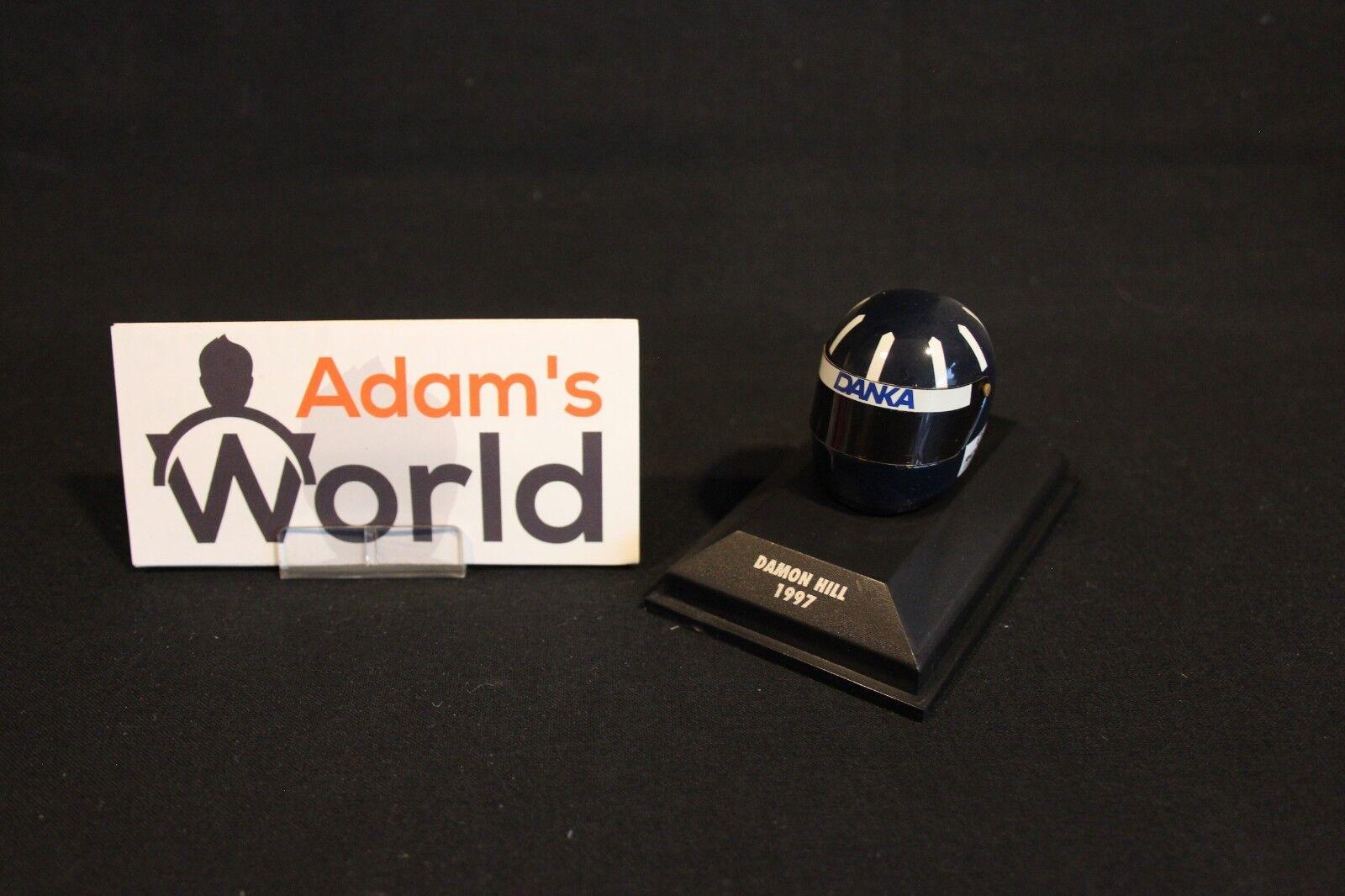 Minichamps Helmet Damon Hill (GBR) 1997 1 8 Arrows F1 (MM1)