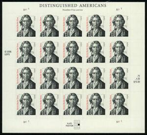 US-3430-75-Harriet-Beecher-Stowe-Sheet-of-20-VF-NH-MNH