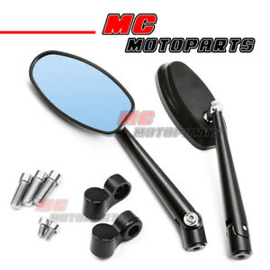 Black-Dynamic-CNC-Billet-Side-Mirrors-Yamaha-FZ6-FZ1-FZ8-MT-07-MT-09-2019-2018