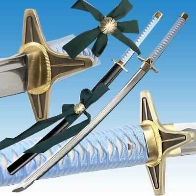 Toshiro Hitsugaya Hyorinmaru Functional Katana Sword Bleach Cosplay Ebay