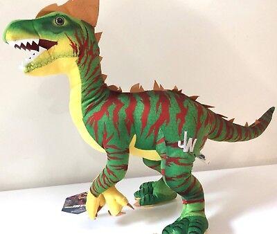 "Raptor Toy Factory Jurassic World 7"" Tall Dino Hybrid Dinosaur Plush Trex"