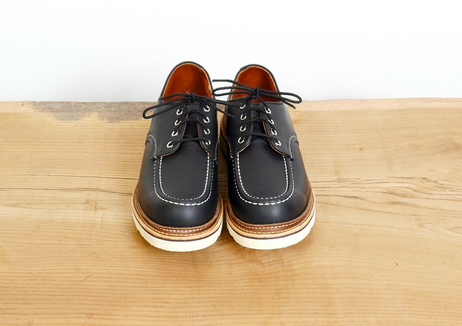 Red Wing Heritage 8106-2 Black Oxford shoes NIB See Sizes