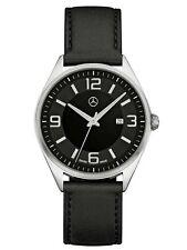 ori Mercedes Benz Herren Uhr Armbanduhr Basic Kalbsleder by Swiss made ® NEU TOP
