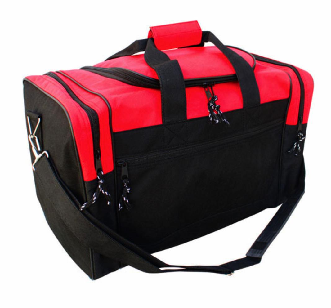 1 Dozen Duffle Bag Gym Duffel Travel Sports Gym Bag Bags Workout 17