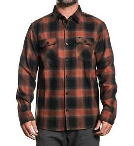 Sullen-Art-Collective-Road-Rash-Button-Up-Long-Sleeve-Shirt-Tattoo-Clothing