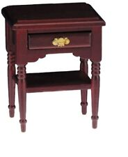 Mahogany #CLA06841 Dollhouse Miniatures 1:12 Scale Coffee Table