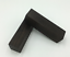 2pcs-Africa-Ebony-Knife-Handle-Scales-Blanks-DIY-material-Raw-wood-120x40x10mm thumbnail 3