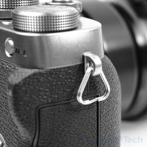 SPLIT TRIANGLE RING CAMERA STRAP RINGS OLYMPUS OM-1 OM-1N OM-2 OM-2N OM-2SP OM-3