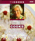 Mary Berry Cooks Puddings and Desserts by Mary Berry (Hardback, 1997)