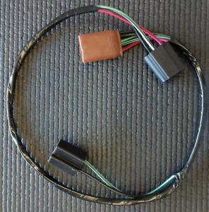 1969 Ford MUSTANG Shelby GT - Headlight Wiring Harness Extension | eBay | 1980 Ford Mustang Headlamp Wiring |  | eBay