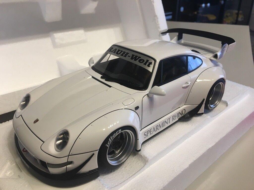 envio rapido a ti Porsche 993 RWB RWB RWB blancoo 1 18 Autoart nuevo embalaje original & 78150  venta al por mayor barato
