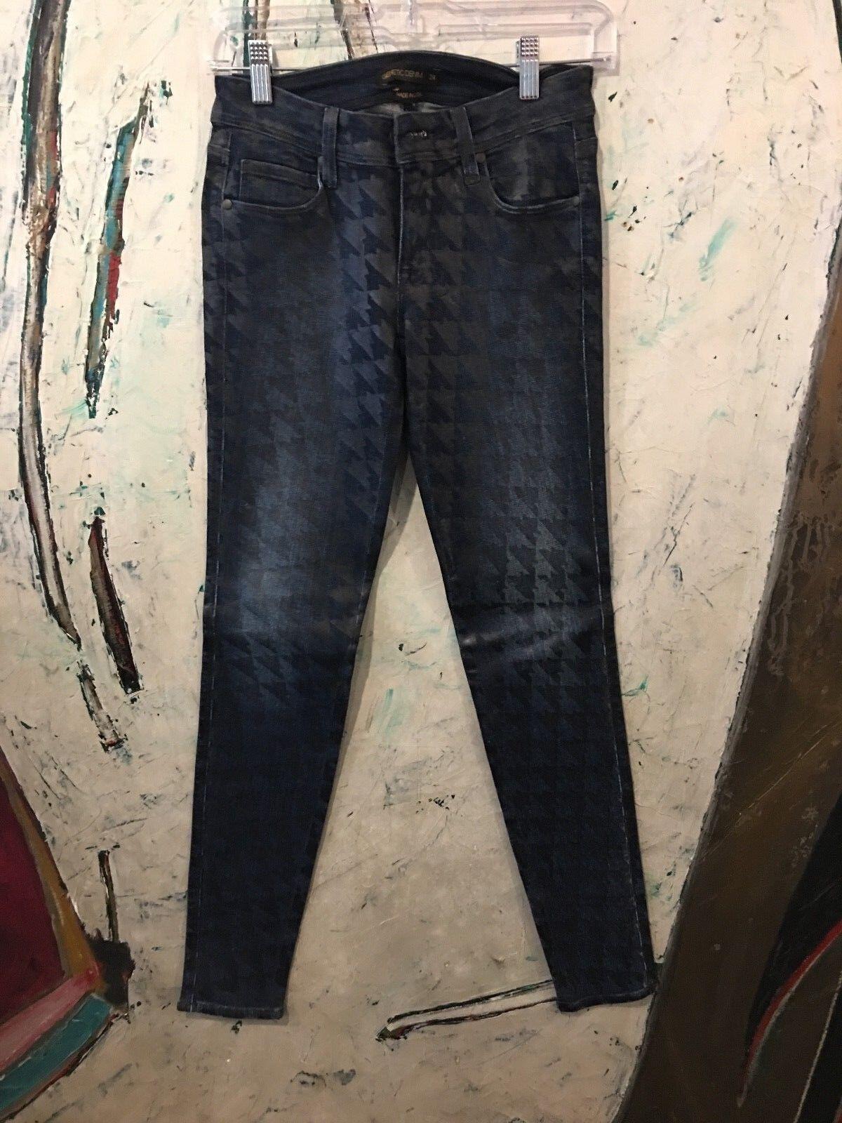 Genetic Denim The Shya Coated Jeans Size 24