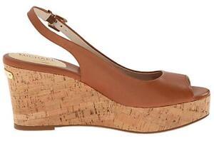 542a45f47ca Women s MICHAEL Michael Kors NATALIA SLING Wedge Open Toe Sandal ...