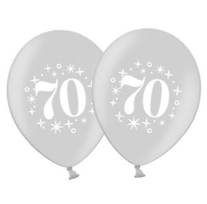number-70-Silver-Sparkle-12-034-Pastel-Assortment-Latex-Balloons-pack-of-15