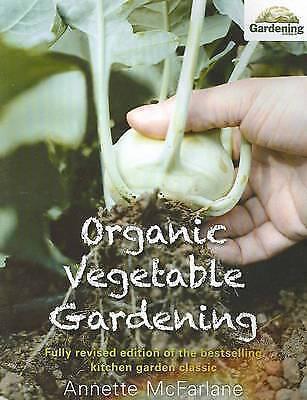 1 of 1 - Organic Vegetable Gardening by Annette McFarlane