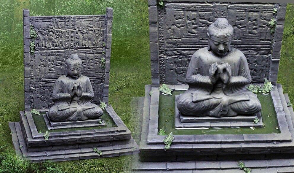Collezionisti mostrarecase Vietnam Guerra CSBUDFTN01 Buddha Fontana con Acqua