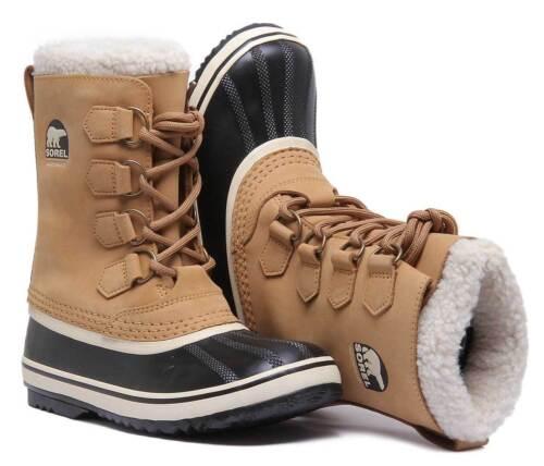 Blacktaupe neve Pac donna da da taglia Sorel 8 neri pelle impermeabili Stivaletti in 1964 Nike 2 scamosciata 3 qBCATw5w