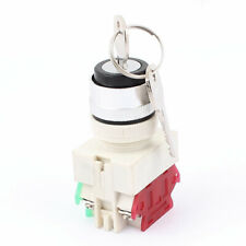 Nonc Type On Off 2 Position Security Key Lock Rotary Switch