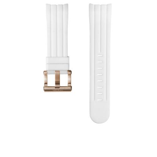 TW STEEL Original TWB135 White Silicon Strap 22mm XL BRAND NEW!!!