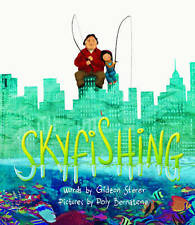 Skyfishing: (A Grand Tale with Grandpa), Gideon Sterer | Hardcover Book | 978141