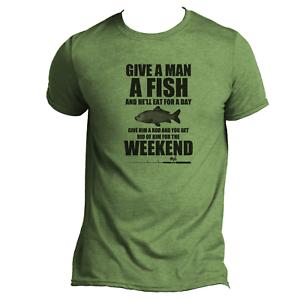 Give-a-Man-a-Fish-Funny-Fishing-T-Shirt-Gift-for-Men-Fishing-Rod-Angling-Fun