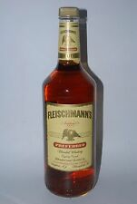 WHISKY FLEISCHMANN´S PREFERRED EIGHTY PROOF BLENDED SCOTCH WHISKY AÑOS 80 1L.