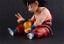 Anime-Dragon-Ball-Z-Childhood-Son-Goku-PVC-Action-Figure-Figurine-Toy-Gift-10CM thumbnail 4