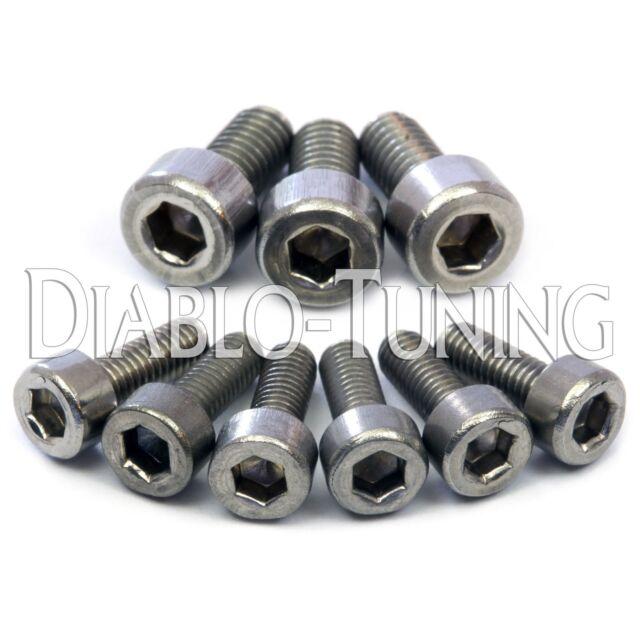 EVH Wolfgang - Saddle Intonation & Locking Nut / Screws - Stainless Steel