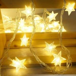 LED-Waterproof-Stars-Copper-Wire-Fairy-String-Lights-Operated-Xmas-Wedding-Decor