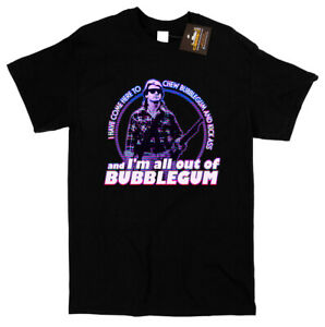 They Live Inspired 'Bubblegum' T-shirt - Retro Cult 80s Horror Film Movie Tees