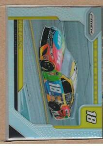Kyle-Busch-7-2019-Panini-Prizm-NASCAR-In-the-Groove-Prizm