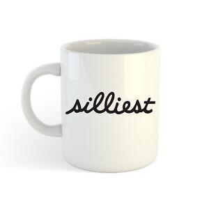 Silliest-Logo-313ml-300ml-Stampato-Caffe-Tazza