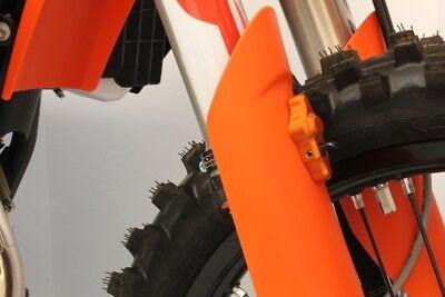 Works Connection Oil Filler Plug Orange for KTM 500 EXC-F 2017-2018