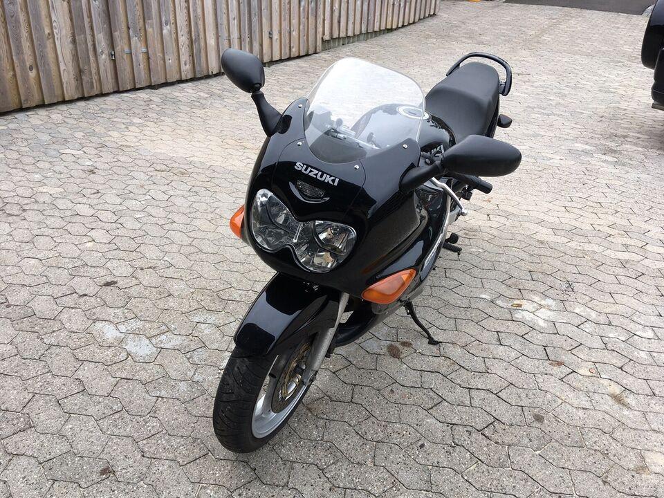 Suzuki, Suzuki gsx 600f, 600 ccm
