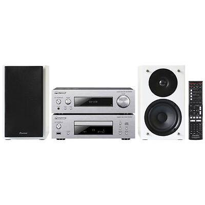 Pioneer P1DAB-S Silber/Weiß NEU HiFi-Kompakt-System DAB+ CD USB UVP war 849 €