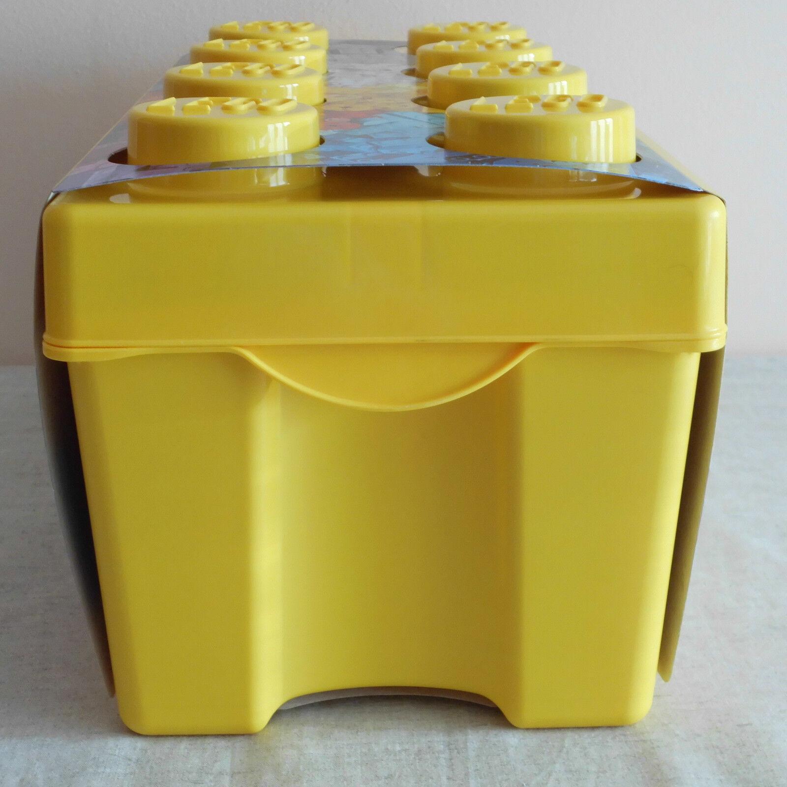 Lego 10696 10696 10696 B N Creative Brick Set With Plastic Storage Box. 484 Pieces. 9429ed
