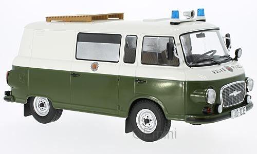 - mdg18097 - barkas b 1000 polizei - bus (1   18.