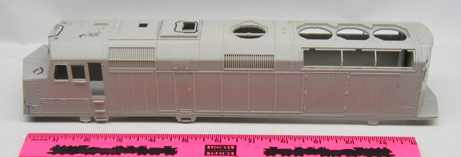 Lionel   K-Line   Diesel Shell predotype