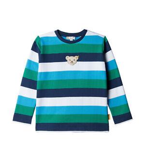 STEIFF® Baby Jungen Sweatshirt Shirt Blockringel 62-86 F//S 2020 NEU!
