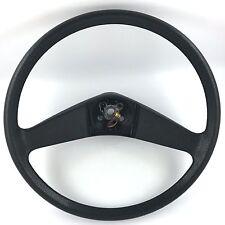 """VW """"small spline"""" 2 spoke steering wheel. Genuine OEM. Golf Polo MK1 Derby etc"""