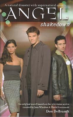 """AS NEW"" Debrandt, Don, Angel : Shakedown, Book"