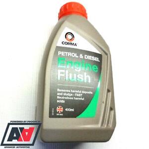 COMMA-PETROL-amp-DIESEL-ENGINE-OIL-SYSTEM-CLEANER-FLUSH-400ML-ADV